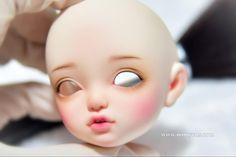 www.nomyens.com #bjd #abjd #balljointdoll #dollofstargram #instadoll #dollstargram #toy #paint #painting #painted #repaint #handmade #nomyens #nomyensfaceup Star G, Ball Jointed Dolls, Bjd, Toys, Children, Handmade, Painting, Activity Toys, Young Children