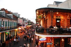 New orleans lifestyle
