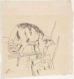 Manet Sketch
