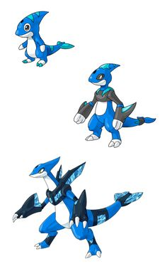Fakemon: this one's awesome! How has Pokemon not came up with this yet?? :))