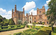 East Barsham Manor, once a haunt of Henry VIII, is for sale for the first time in decades.