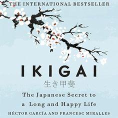 Ikigai audiobook cover art