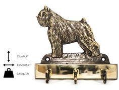 Bouvier des Flandres, dog hanger, for clothes, limited edition, ArtDog Clothes Hanger, Lion Sculpture, Statue, Handmade Gifts, Dogs, Amazon, Etsy, Art, Bouvier Des Flandres
