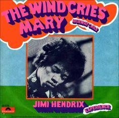 Jimi Hendrix Experience - picture sleeve - 1967.