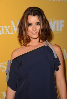 Cote de Pablo Photos Photos - Actress Cote de Pablo arrives at the 2012 Women In Film Crystal + Lucy Awards held at The Beverly Hilton Hotel on June 12, 2012 in Beverly Hills, California. - 2012 Women In Film Crystal + Lucy Awards - Red Carpet