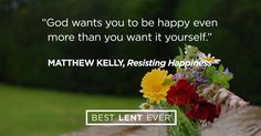 Share Dynamic Catholic with your friends! Resisting God | Best Lent Ever