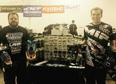 MIPs Matt Olson and Ron Reid lock down three TQ spots including stock buggy 13.5 4wd and stock truck. Both Matt and Ron are equipped with MIPs full line of super light weight aluminum puck drives and accessories on their AE vehicles great job guys! #miponline #weareae #cheaterdrives