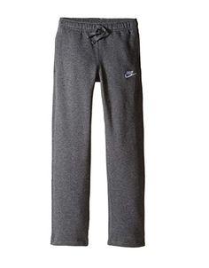 4dc6a1398711 Nike Youth Boys Gray Sweatpants Large Club Charcoal Joggers Athletic Pants   Nike  AthleticSweatPants