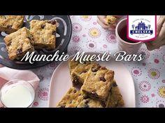 Munchie Muesli Bar Recipe   Chelsea Sugar