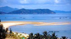 Biển Thiên Cầm - Hà Tĩnh