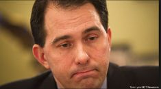 """COWARDLY SCOTT WALKER TRIES TO HIDE SIGNING MANDATED ULTRASOUNDS INTO LAW! ~  Governor Scott Walker (R-WI) claimed state mandated ultrasounds would """"improve a woman's ability to make an informed choice that will protect her physical and mental health."""" (His claim is in direct opposition to actual medical experts.) The Republican governor tried to bury his signature of a state forced ultrasound law on this holiday Friday."""