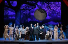 They're creepy and they're kooky… The Addams Family Musical comes to the Pioneer Center as a part of Broadway Comes to Reno.