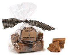 3oz Thompson's Crumbles - Apples and Cinnamon - Super Scented