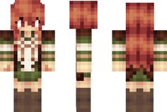 Shakugan no Shana Minecraft Skin