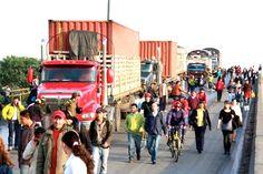 Paro de transportadores afectaría la economía del país, pese a rebaja en precios de combustible [http://www.proclamadelcauca.com/2015/02/paro-de-transportadores-afectaria-la-economia-del-pais-pese-a-rebaja-en-precios-de-combustible.html]