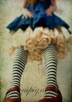 Alice in wonderland @Champignons