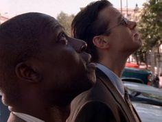 Frankentim. (Frank Pembleton and Tim Bayliss from Homicide: Life on the Street).