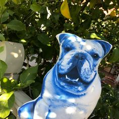 English Bulldog Blue stuffed animal Blue Throw Pillows, Kids Pillows, Decorative Cushions, Take Me Home, Bulldogs, All The Colors, Happy Shopping, English, Shapes