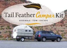 Tail Feather Camper Kits - sad they are no longer making these :(