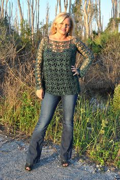 Ravelry: Sweet Clara 2.0 Long Sleeve Pullover pattern by Kristin Omdahl