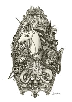 Stories of Griffins and Unicorns