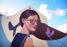 by Lisa King in Adelaide, Australia, 2016 (LP)
