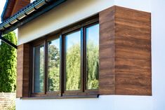 Panele elewacyjne Greinplast - BK Business Windows, Business, House, Decorations, Home Decor, Decoration Home, Home, Room Decor, Dekoration