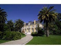 Pestana Palace Hotel_Vista do exterior em Pestana Palace Hotel.  #casamento #palácios