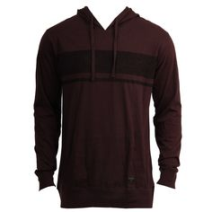 Oneill Mens Knit Excelence Heather Oxblood