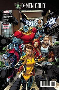 X-Men Gold #7 Se