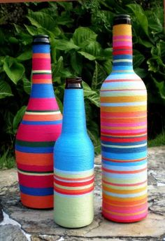 mommy's bottles!