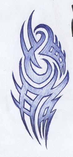 tribal tattoo design by akadrowzy designs interfaces tattoo design . Lion Tattoo Design, Sketch Tattoo Design, Tribal Tattoo Designs, Tattoo Sketches, Tribal Arm Tattoos, Dog Tattoos, Tatoos, Goose Tattoo, Hawaiian Tribal