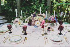 Photography: Katie Pritchard - katiepritchardphoto.com/  Read More: http://www.stylemepretty.com/2014/11/04/modern-meets-vintage-garden-inspiration/