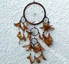 Traumfänger Indianer Dreamcatcher Kindergeburstag von world-art-online via dawanda.com