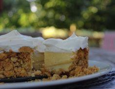 Lemon Pie with Saltine Crust