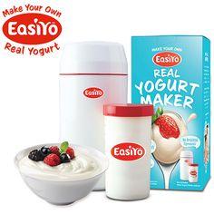 EASIYO イージーヨー ヨーグルトメーカー &ヨーグルトパウダー - PLAZA オンラインショップ