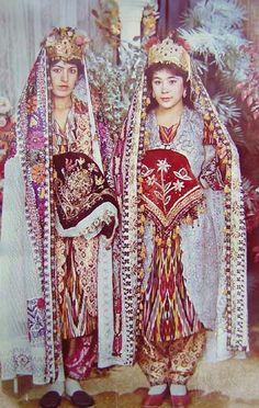 Samarkand, Uzbekistan brides