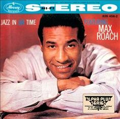 "Max Roach's ""Jazz in 3/4 Time"" album #NowPlaying #Jazz"