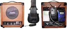 Travel Guitar and all your travel guitar accessories are available at PalmGuitar.