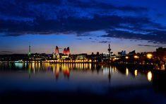 Baku At Night – HD Wallpapers
