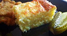 Sajtos burgonya recept: A hevesi lagzik népszerű étele, többféle néven is emlegetik mint például: Gyula krumpli (a lagzik szakácsáról elnevezve), Lagzis krumpli. De hivatalos neve a sajtos burgonya.