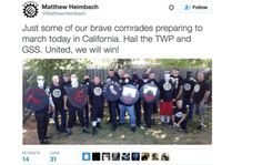 Alt-Right Violent Protesters. Matthew Heimbach is a hatemonger, just like Richard Spencer, just like Stephen Bannon, just like Stephen Miller at the White House. Here are the violent protesters who were at Berkeley. Now you know. Don't be fooled by bullshit.