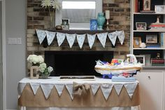 DIY: Country Chic Baby Shower