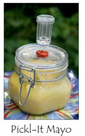 Pickl-it Mayonnaise