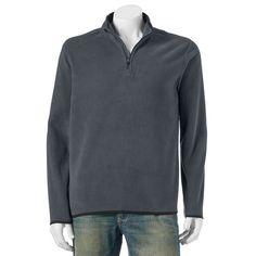 Men's Tek Gear® Arctic Fleece Quarter-Zip Pullover,