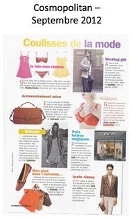 COSMOPOLITAN Magazine - September 2012