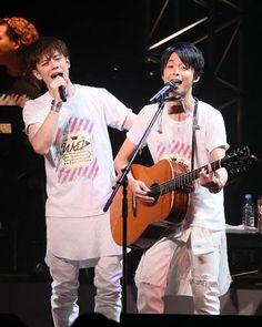 ウエンツ&徹平、涙…WaT、10周年ライブで電撃解散(6)