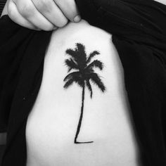 Palm Tree Tattoo #IslandLife