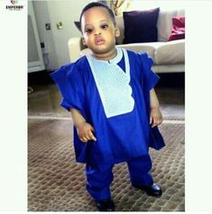 Awesome Agbada Styles For Children Amillionstylescom