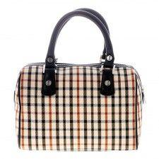 Daks Finn Black Bowling Bag £225.00